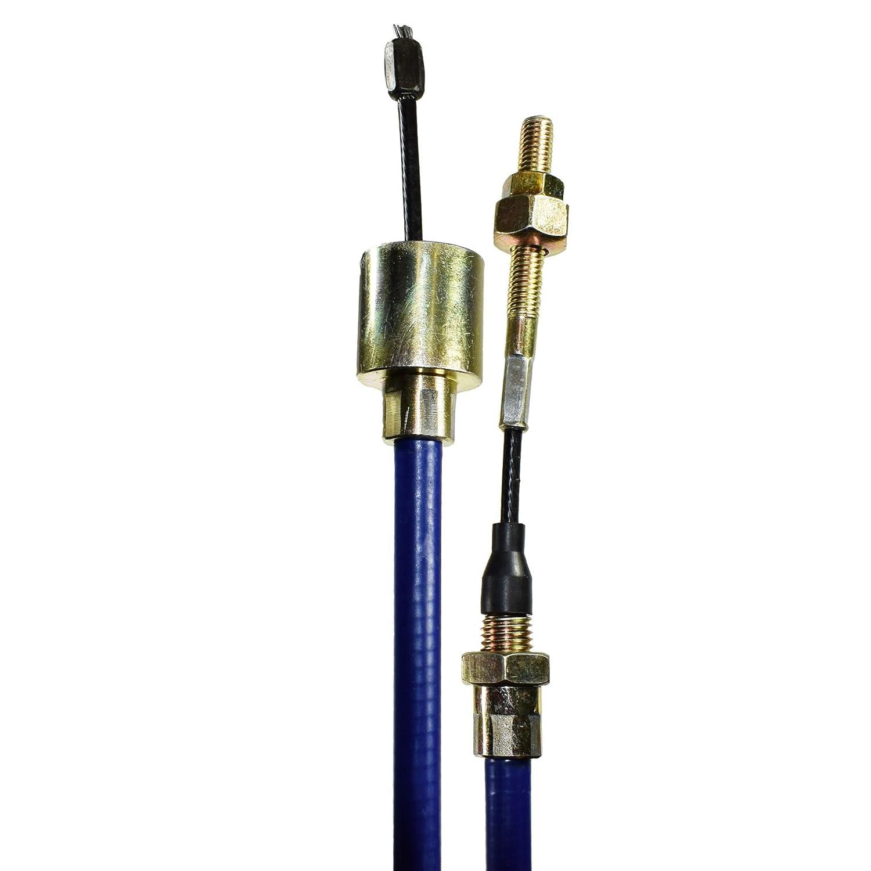 AB Tools Larga Vida para el Cable de Freno de Remolque Alko Sistemas de Revestimiento Exterior Desmontable 1030mm