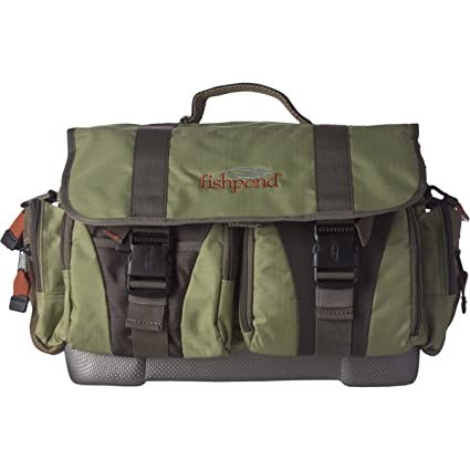Amazon.com: fishpond Cloudburst Gear bolsa pesca con mosca ...