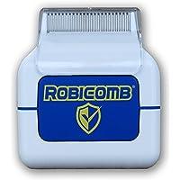LiceGuard RobiComb Electric Head Lice Comb Kills Lice and Eggs, No Chemicals, Non-Allergic, 100% Safe For Children