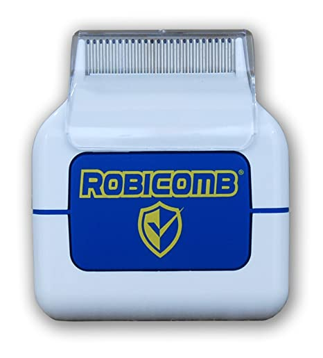 Fda To Ban Use Of Electric Shock Devices To Treat Children Stat >> Robicomb Electric Head Lice Comb Kills Lice And Eggs No Chemicals Non Allergic 100 Safe For Children Trusted By 5 Million Families Medically