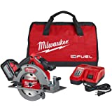 M18 7-1/4 Circular Saw Kit w/12 Amp Battery