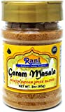 Rani Garam Masala Indian 11 Spice Blend 3oz (85g) Salt Free ~ All Natural | Vegan | Gluten Friendly | NON-GMO | No…