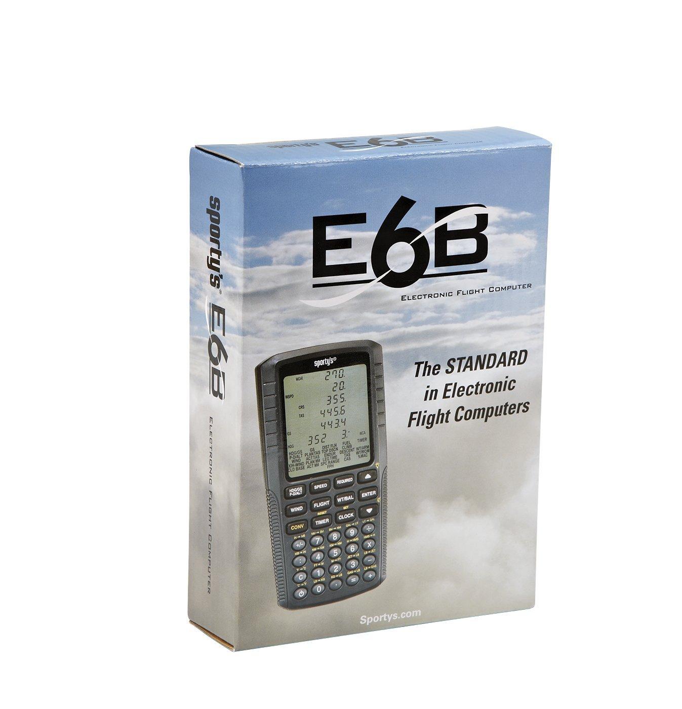 Sporty's Electronic E6B Flight Computer