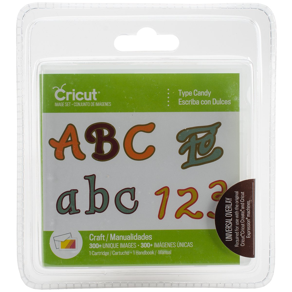 Cricut Type Candy Cartridge 2001253