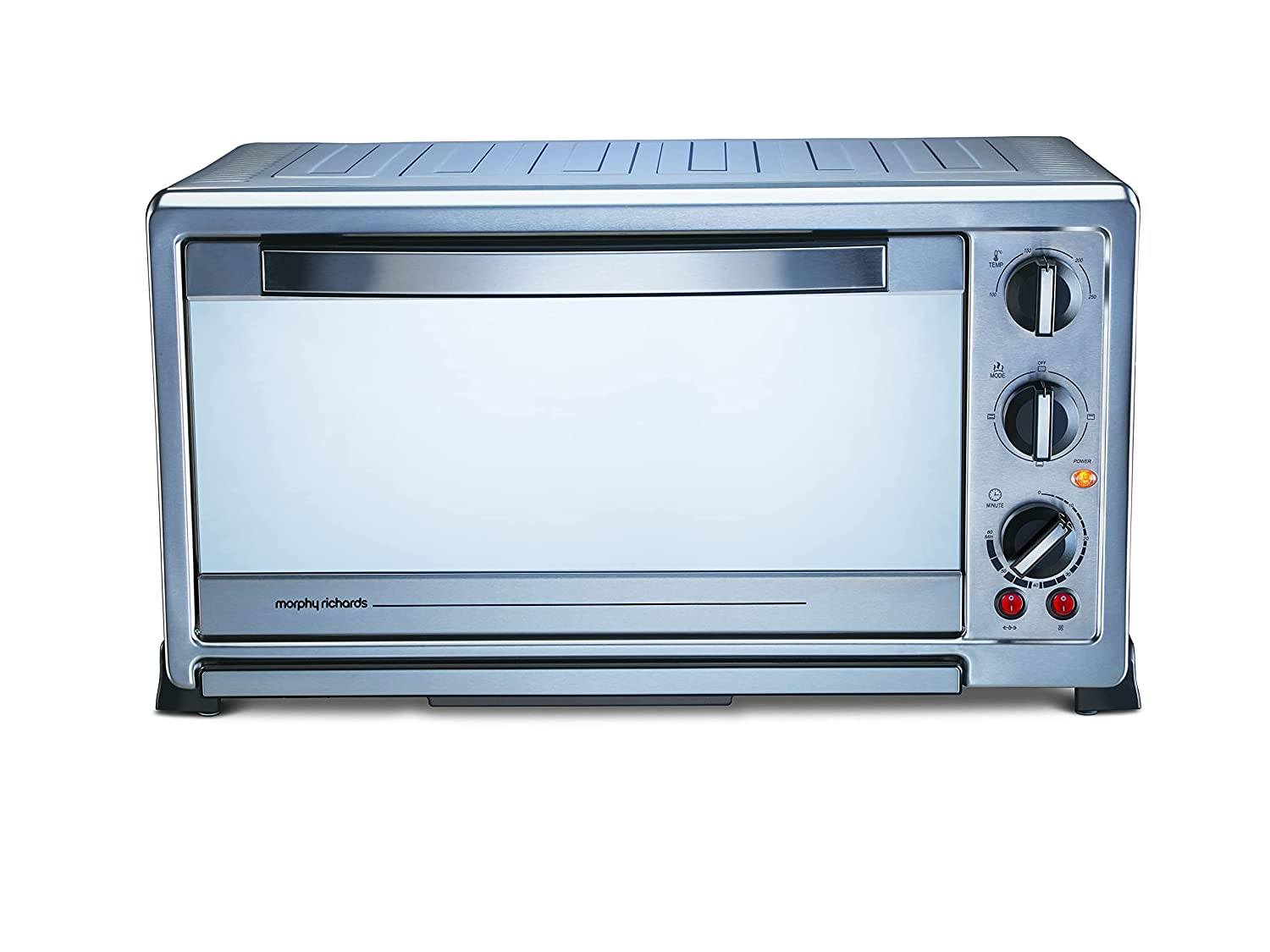 Morphy Richards 60 RCSS 60 Liters Oven Toaster Grill, Black