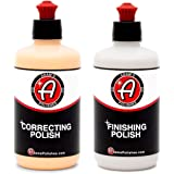 Adam's Correcting & Finishing Polish Combo 8oz