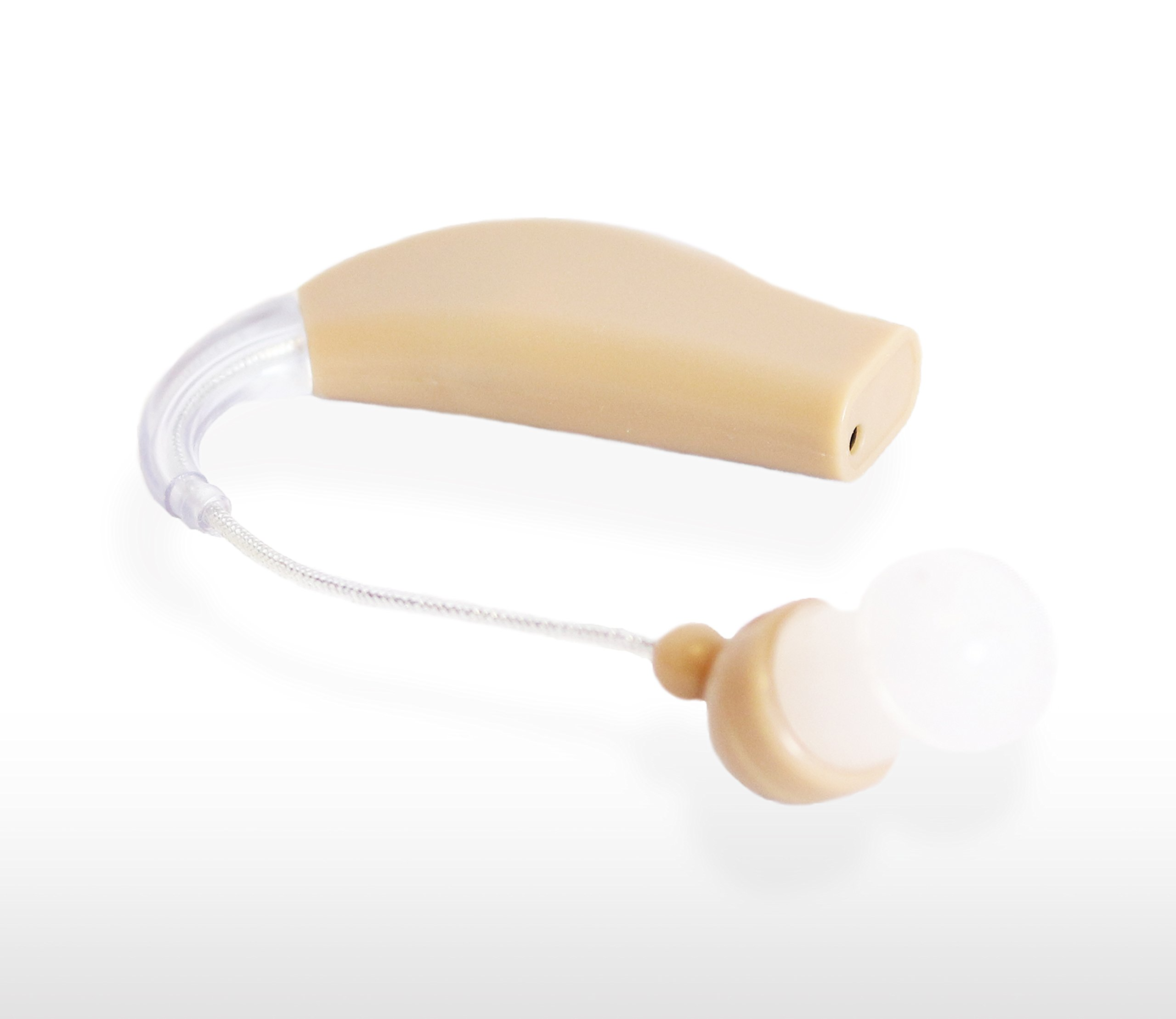 Sound Amplification Product - Personal Hearing Amplifier - Helps Aid your Hearing - Behind the Ear Design - Customizable Volume Control & ClearFIT Tips - Amplify Sounds while Hunting by ClearHear
