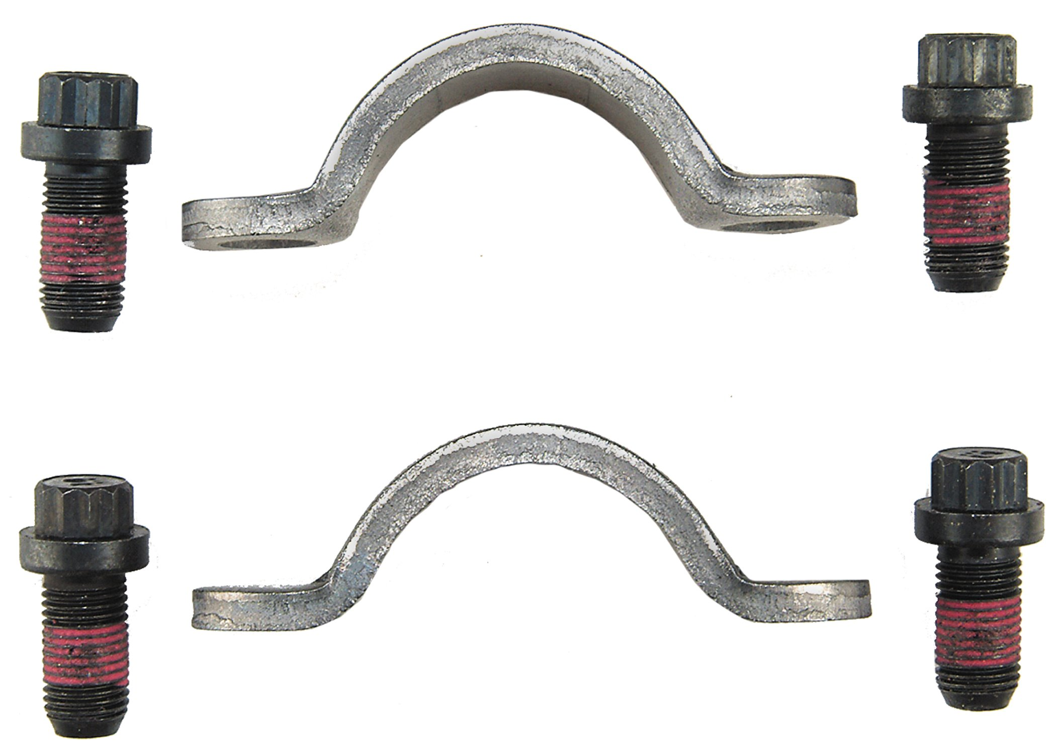 ACDelco 45U2501 Professional Rear U-Joint Clamp Kit with Bolts