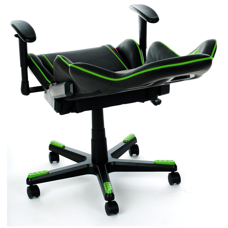 DXRacer OH FE08 NE Formula Gaming Chair schwarz grün Amazon