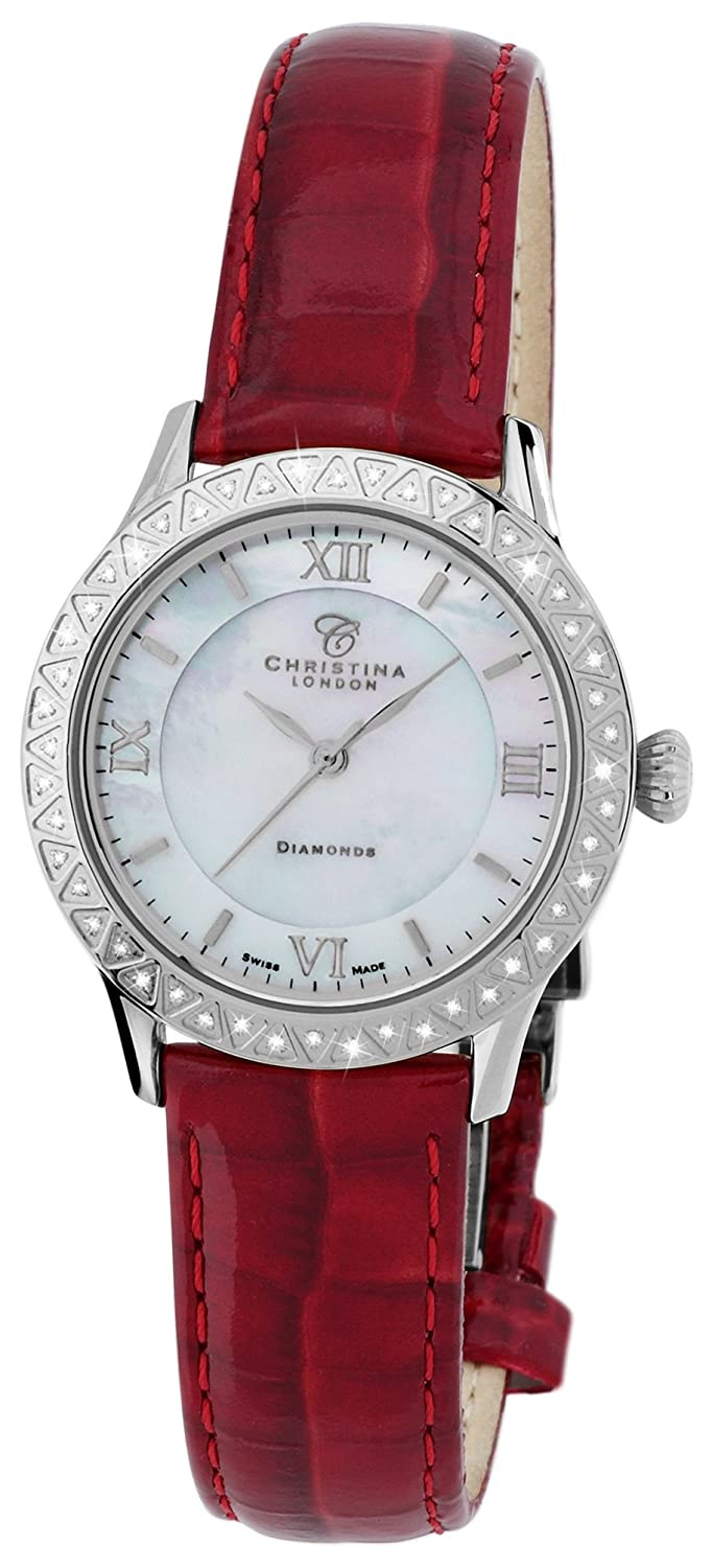 Christina Design London Damenuhr Quarz 134-2SWR