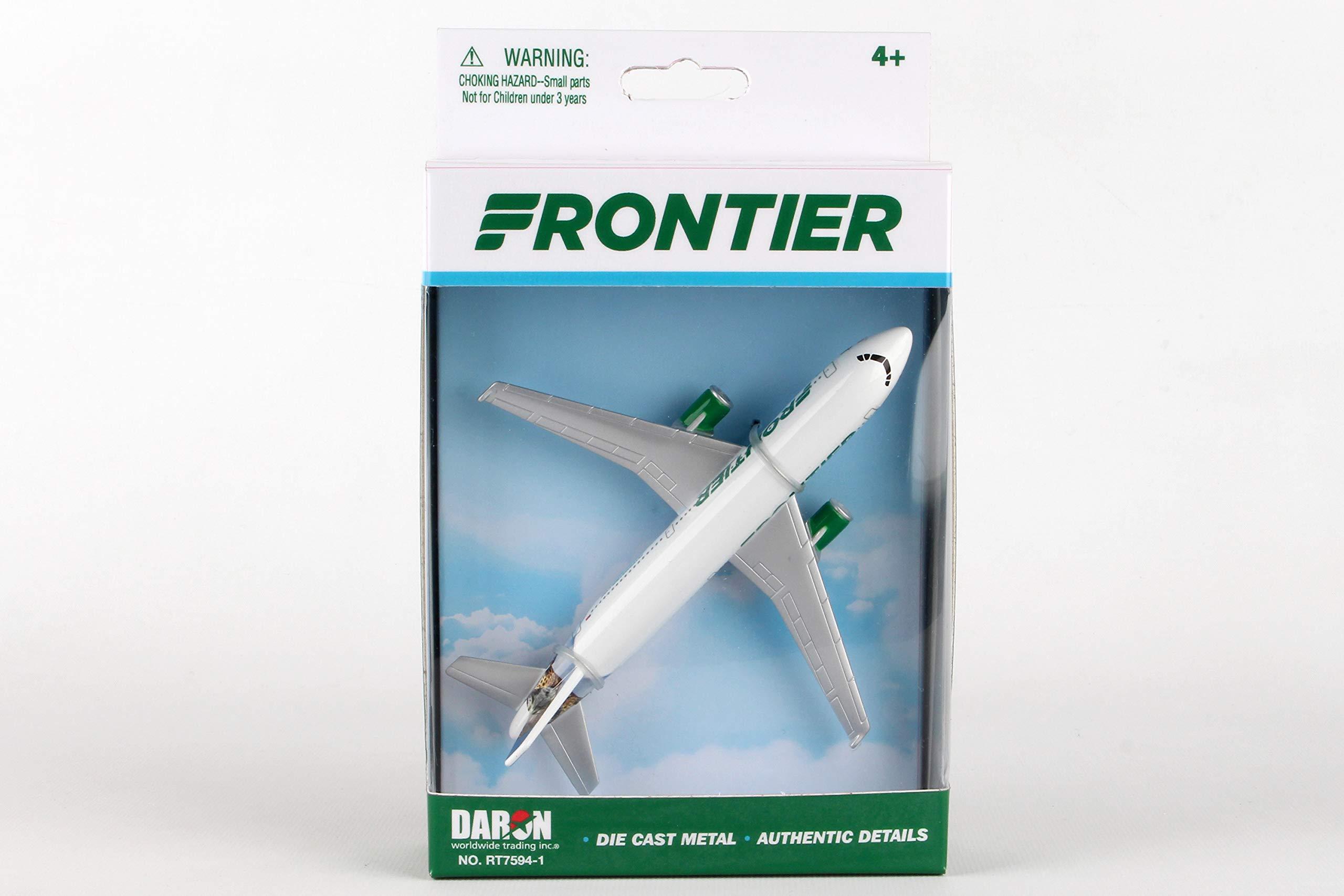 Daron Frontier Single Plane