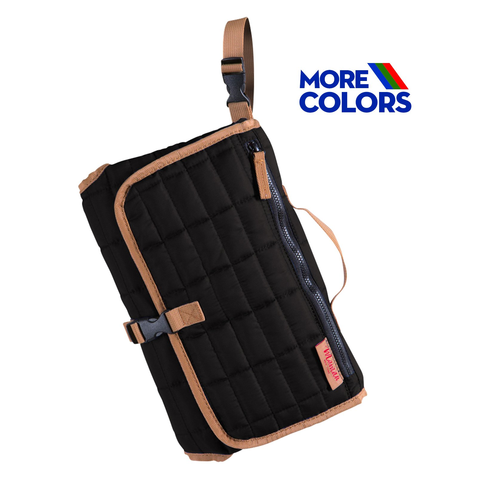 Amazon Com Diaper Bag Backpack With Stroller Straps