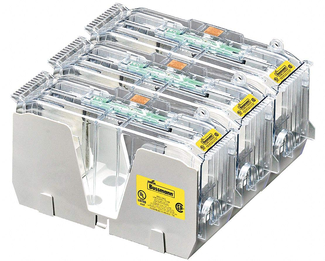 3-Pole Industrial Fuse Block, AC: 600VAC, DC: 300VDC, 220 to ... on 220 switch box, 220 volt wiring box, breaker box, 220 power box, 220 electrical box,