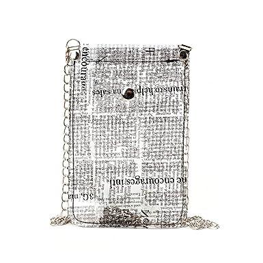 TIMEMEAN Bolso Unisexo de La Raya de La Prenda Impermeable ...