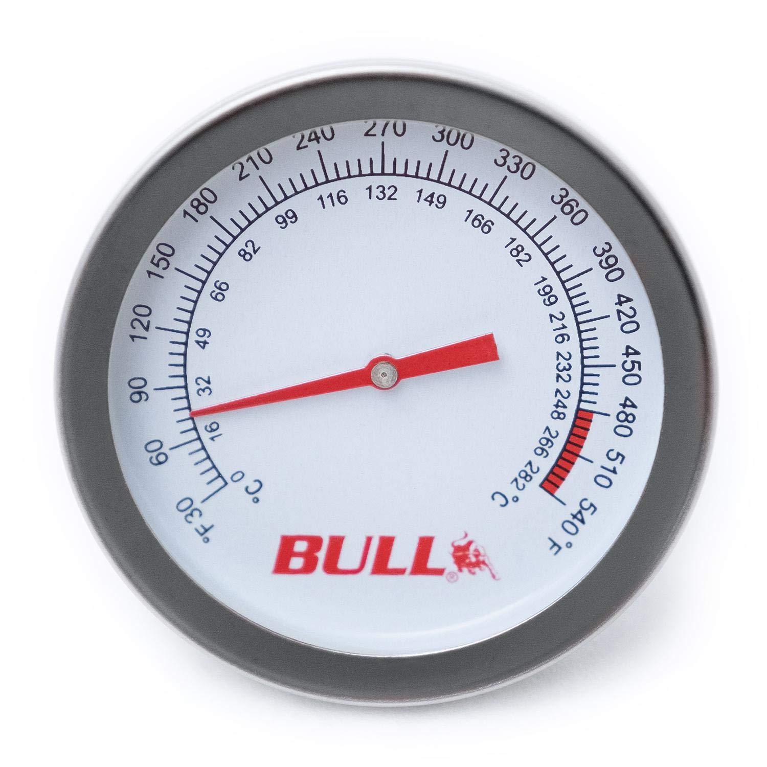 Bull Grills Replacement Temperature Gauge - 16509 by Bull Grills
