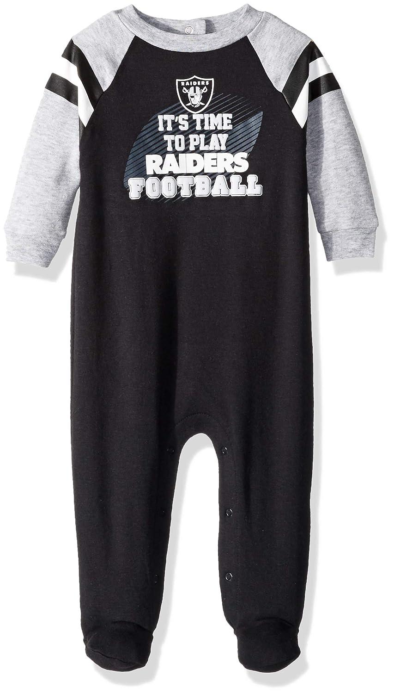 【おすすめ】 Gerber Childrenswear NFL Oakland Raiders 3ヶ月 Boys 2018sleep &再生、ブラック Raiders Childrenswear、0 – 3ヶ月 B07BS3KYVH, バッグショップグルーピー:5f06de3a --- classikaplus.ru