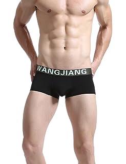 Jueshanzj Mens Swim Boxer Shorts Fashion Printed Letter Swimsuit