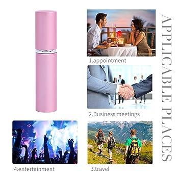 Amazon.com: MUB Tamaño de viaje spray Botellas, tamaño de ...