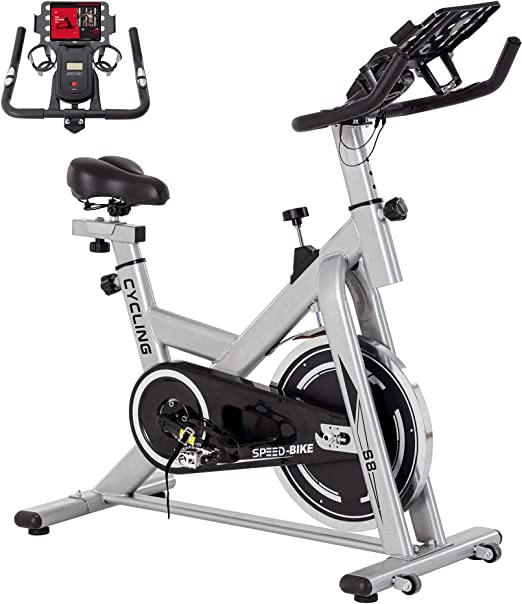 71irh8AMHHL. AC SX522 The Best Spin Exercise Bikes under $300 in 2021 Reviews