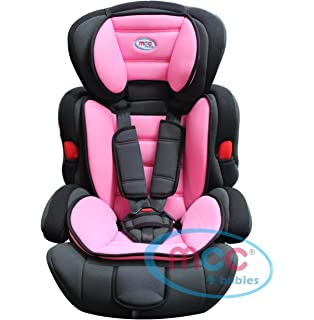 Mcc 3in1 Convertible Baby Child Car Safety Booster Seat Group 1/2/3 ...