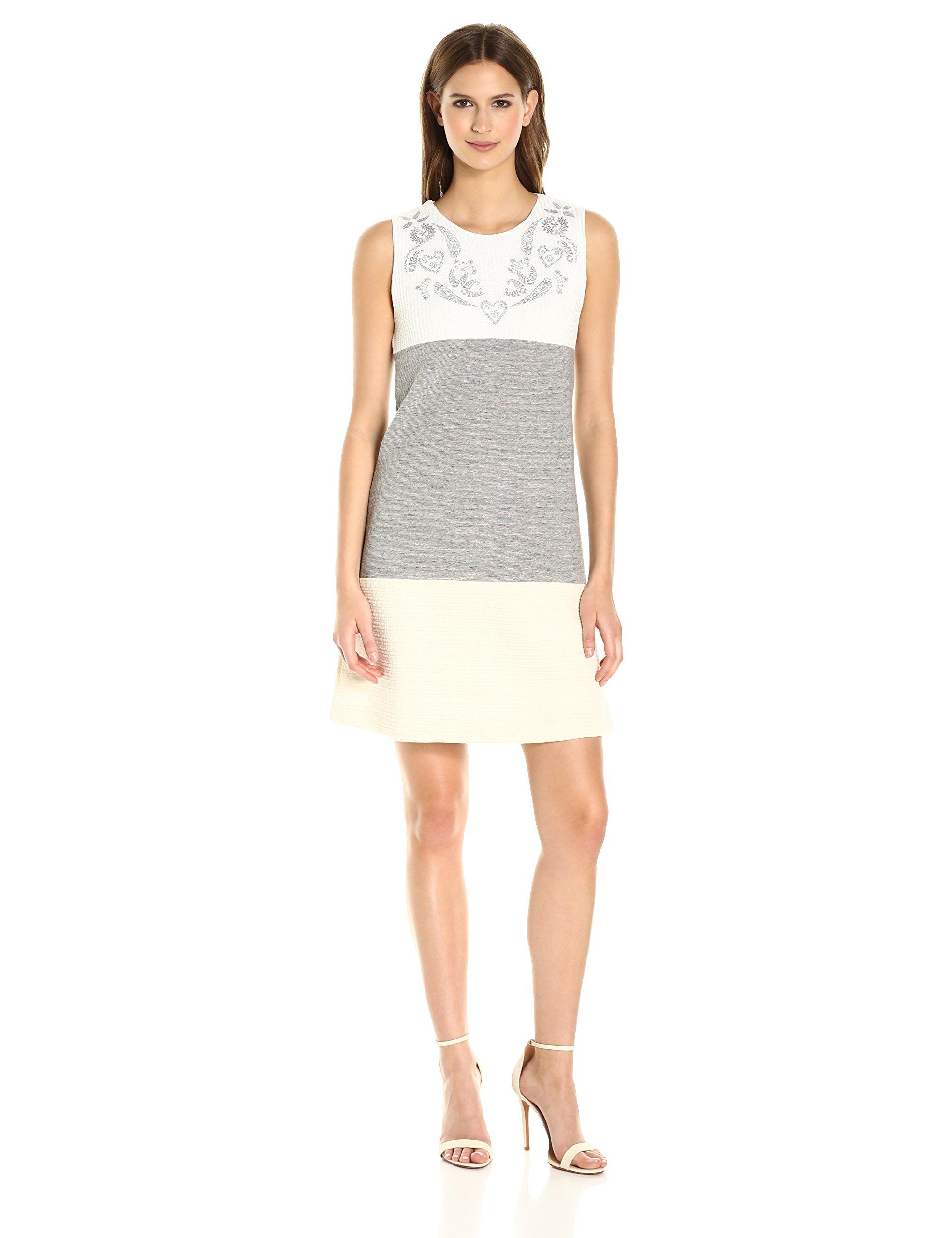 Desigual Women's Colorado Knitted Sleeveless Dress, Vigore Claro, S