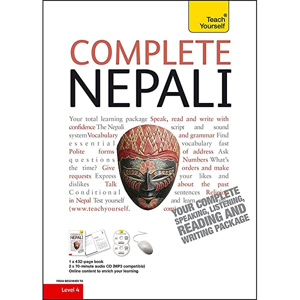 Complete Nepali Beginner To Intermediate Course Learn To Read Write Speak And Understand A New Language Teach Yourself 9781444101973 Hutt Michael Subedi Abhi Books Amazon Com