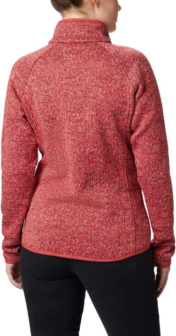 Columbia Womens Chillin Fleece Non Hooded