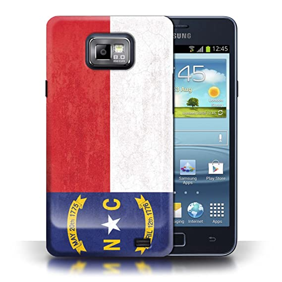 finest selection 8ae6b 05704 Amazon.com: STUFF4 Phone Case/Cover for Samsung Galaxy S2/SII/North ...