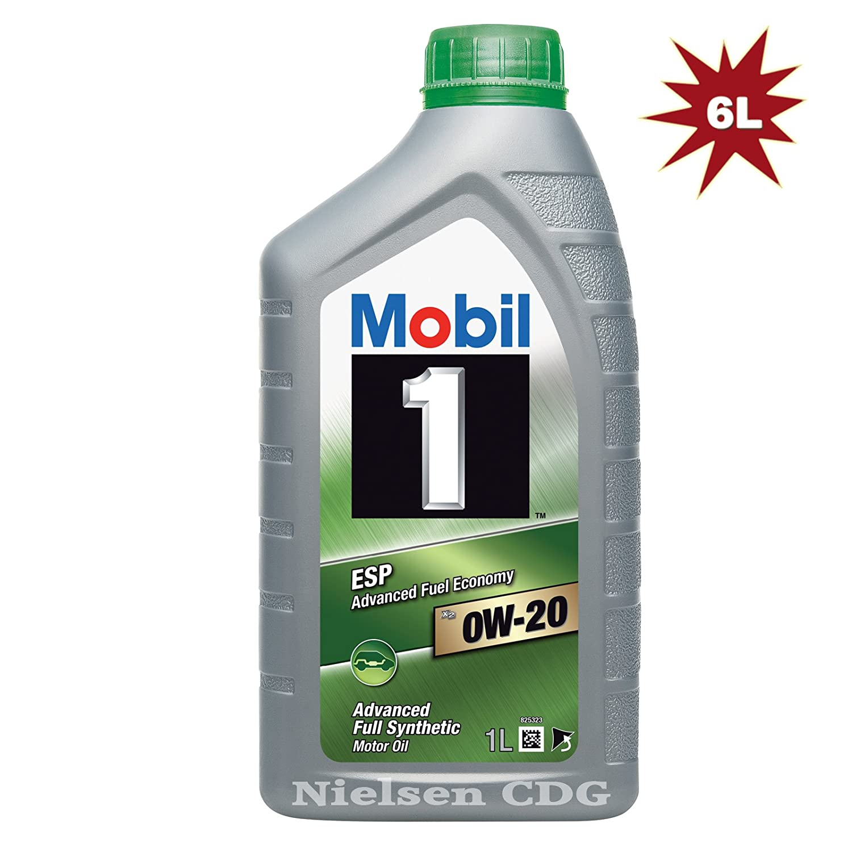 Aceite para coche 0w20