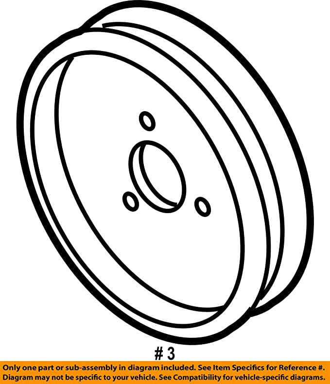 Amazon Com Bmw 32 42 7 553 955 Pulley Automotive