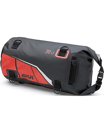 TRIUMPH TIGER BIKETEK 30Lt MOTORCYCLE LUGGAGE RACK TAIL PACK BAG /& RAIN COVER