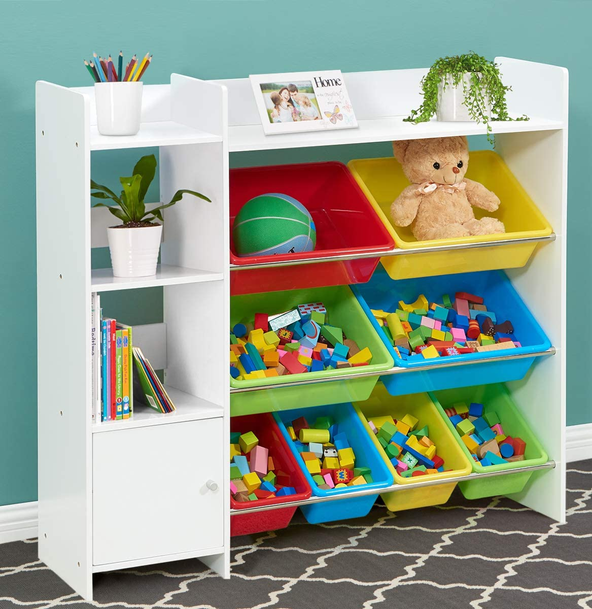 Sturdis Kids Toy Storage Organizer