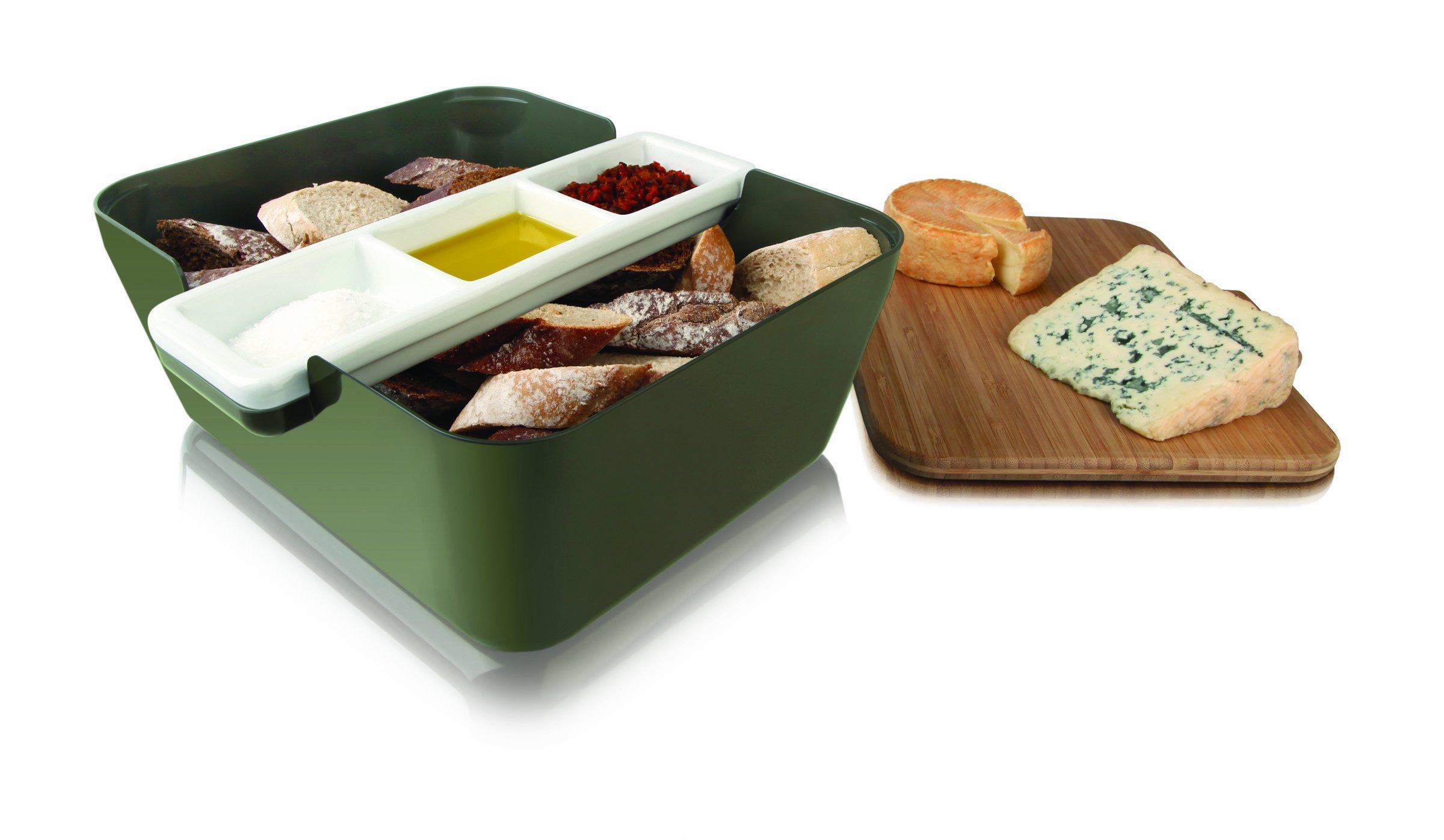 Vacu Vin Bread and Dip