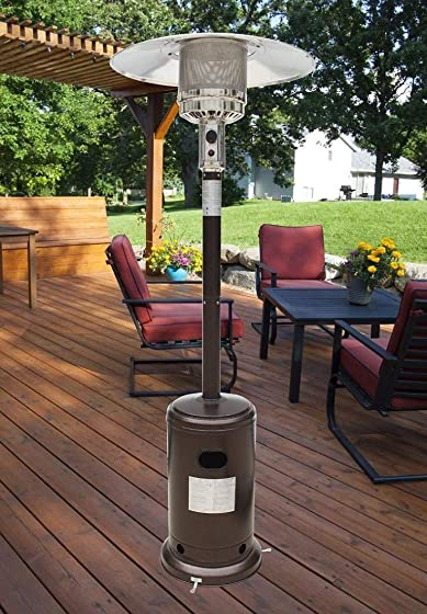 Garden Sun 48,000 BTU Outdoor Gas Heater