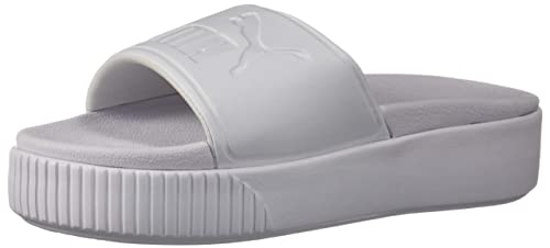 98e208a6feddf PUMA Womens Platform Slide Bold WNS Sport Sandals & Slides