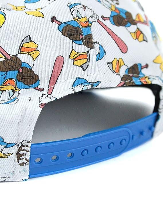 A NEW ERA Unisex-Adultos Donald Duck - Gorra (S-M)  Amazon.es  Ropa y  accesorios 16a509552caa