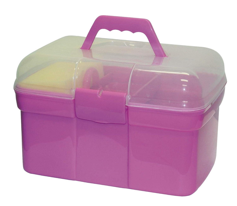 Lila günstig kaufen Reit- & Fahrsport-Artikel Kerbl 321765 Putzbox