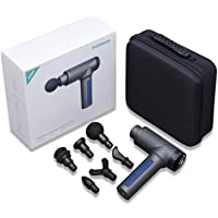 Massage Gun, Muscle Massager, Powerful Deep Tissue Percussion Massager Handheld for Pain Relief, Pokehome PX3 Massage…
