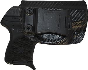 Black Jacket Holster IWB KYDEX Holster: fits Ruger LCP 380
