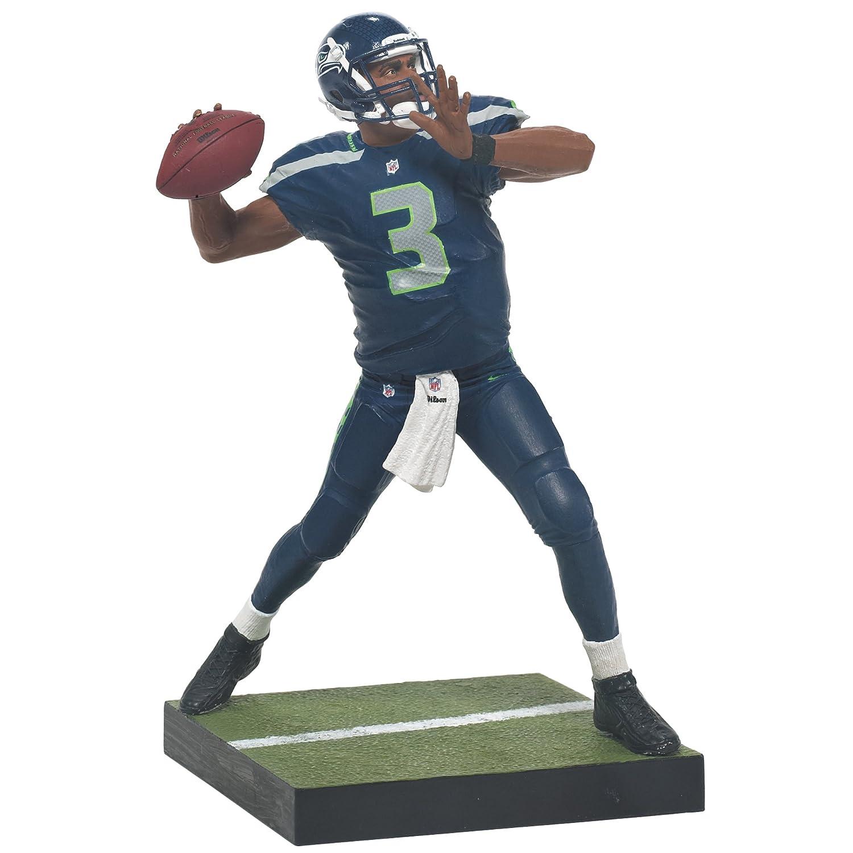 McFarlane NFL Series 33 RUSSELL WILSON - Seattle Seahawks Figur Mcfarlane Toys 75634-0