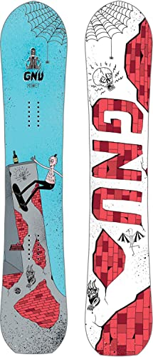 Gnu Money Snowboard Mens
