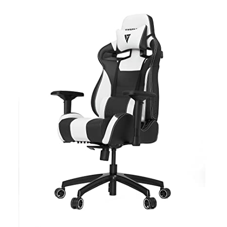 Peachy Vertagear S Line Sl4000 Racing Series Gaming Chair Black White Rev 2 Andrewgaddart Wooden Chair Designs For Living Room Andrewgaddartcom