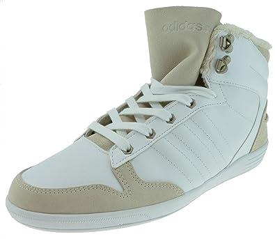 Baskets femme Adidas BB Hoops Lux W jqoQFLMI