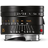 Leica Summarit-M 35mm F/2.4 ASPH Black 11671