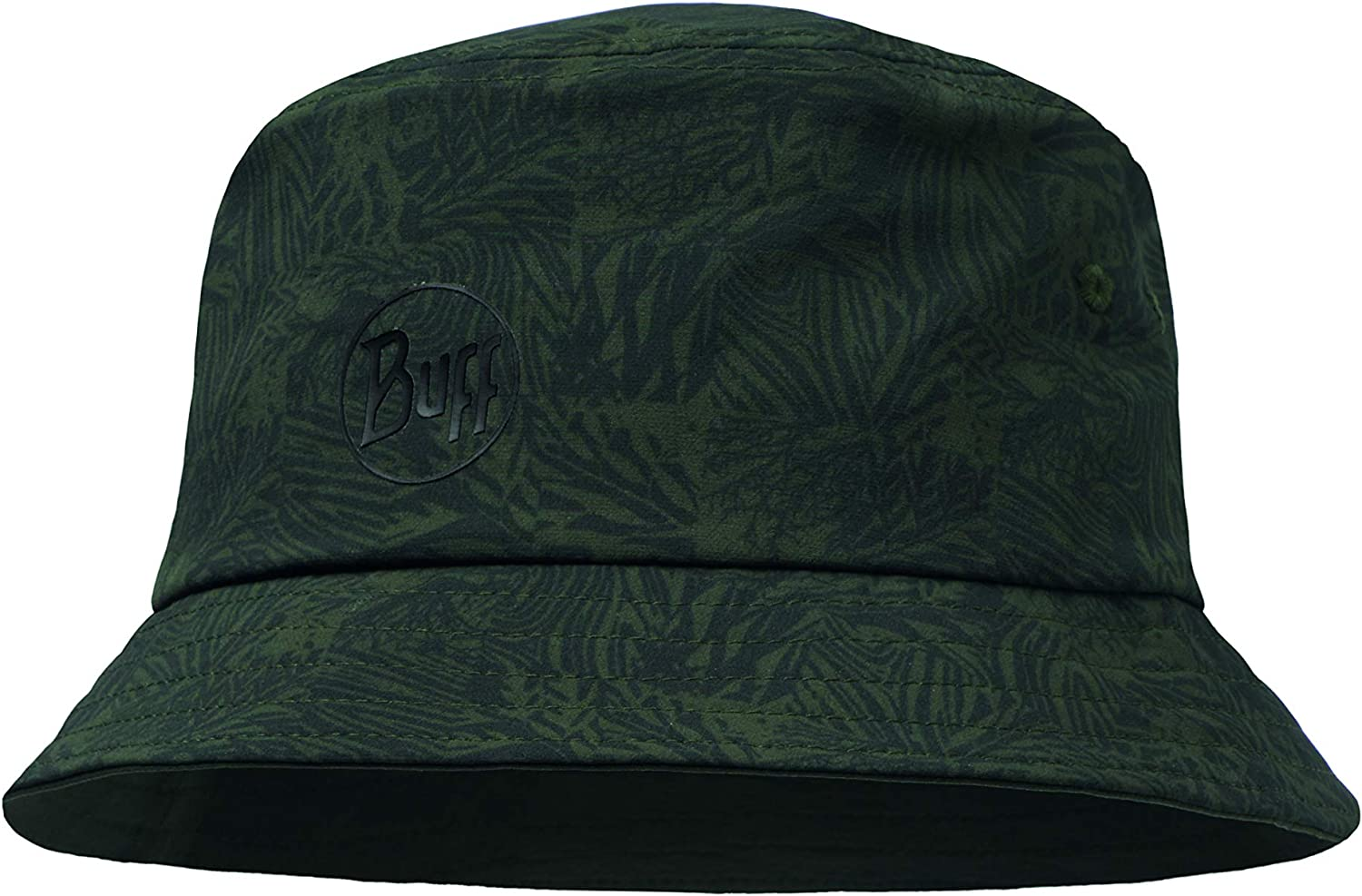 Buff Checkboard Sombrero Trek Bucket, Unisex Adulto, Moss Green ...