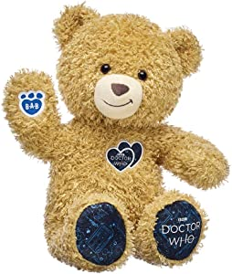 Build A Bear Workshop Online Exclusive Doctor Who Bear