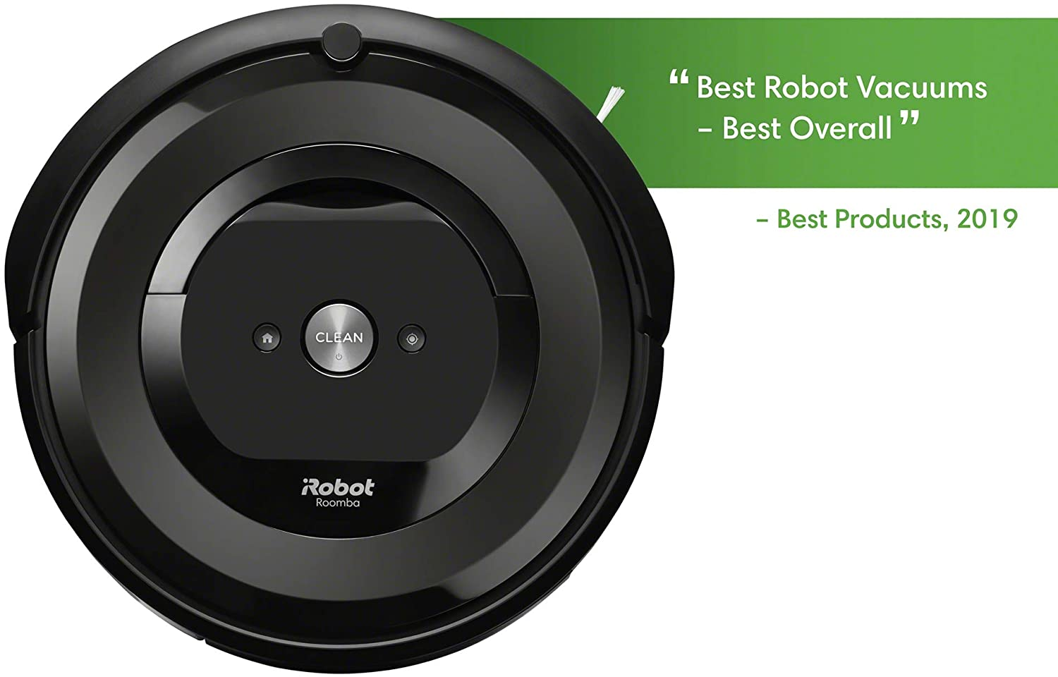 The iRobot Roomba e5 ranks among the top products