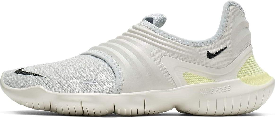 diseño profesional último descuento Tener cuidado de Nike Free RN Flyknit 3.0 FLR Zapatillas de correr ligeras para ...