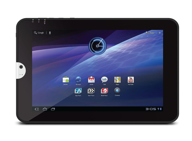 amazon com toshiba thrive 10 1 inch 16 gb android tablet at105 rh amazon com