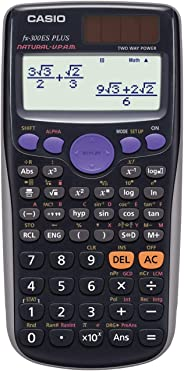 Casio FX300ES Plus-BU Engineering/Scientific Calculator - Black